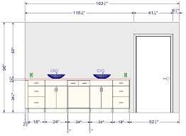 Resultat De Recherche D Images Pour Dimension De Lavabo Bathroom Vanity Bathroom Sink Decor Bathroom