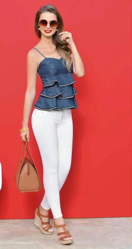 Pin By Cilia Payares Barragan On Blusas Pinterest Clothes Moda