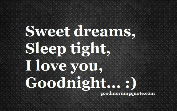 night love quotes for him