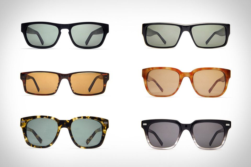 Warby Parker Prescription Sunglasses