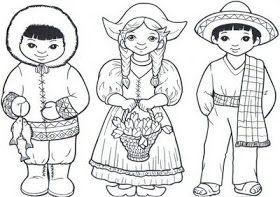 Recursos Para Ministerio Infantil Missoes Criancas Paginas Para Colorir Colorir