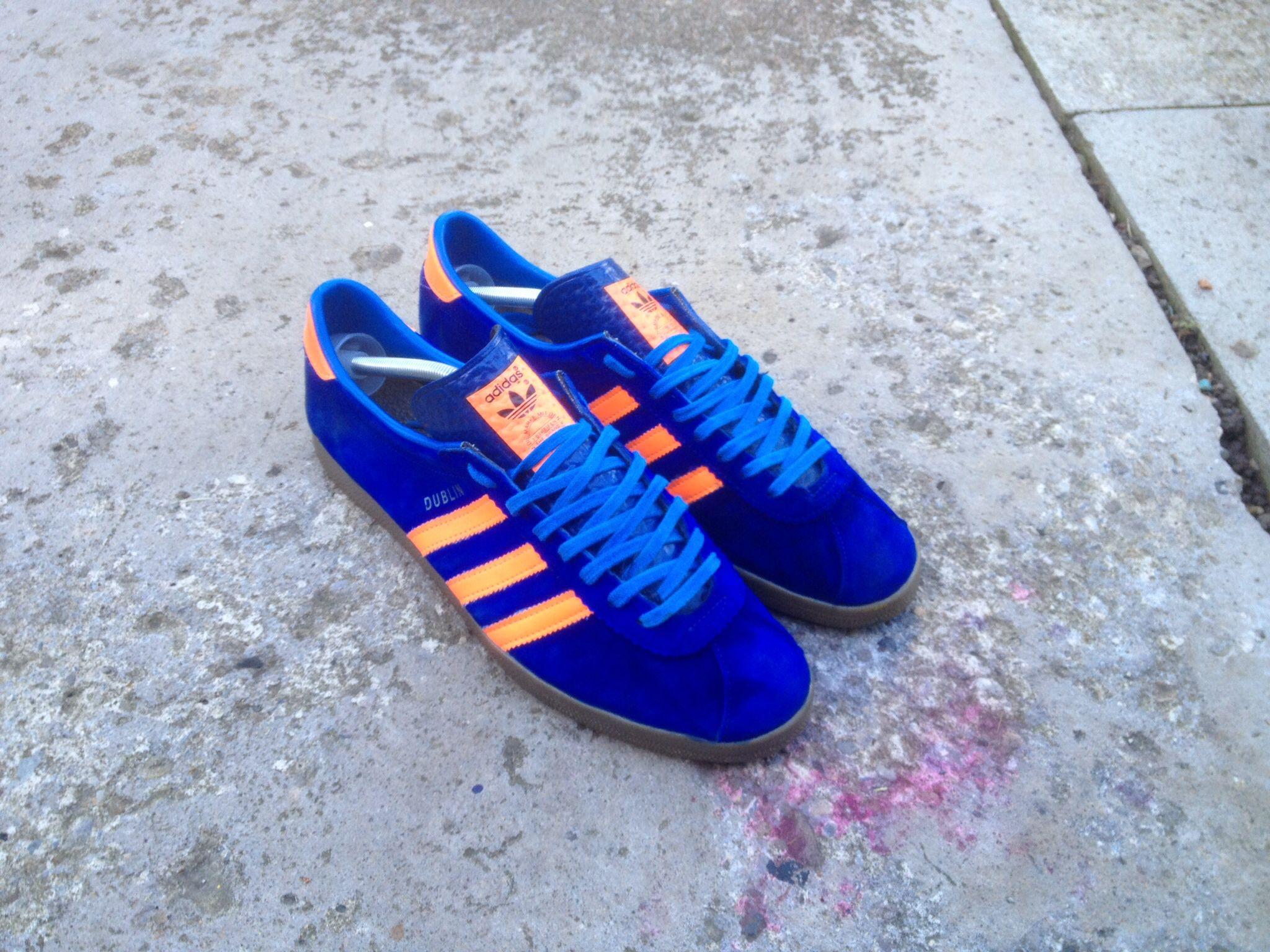 best service e02c3 e4c6e Refurbished Adidas Dublin