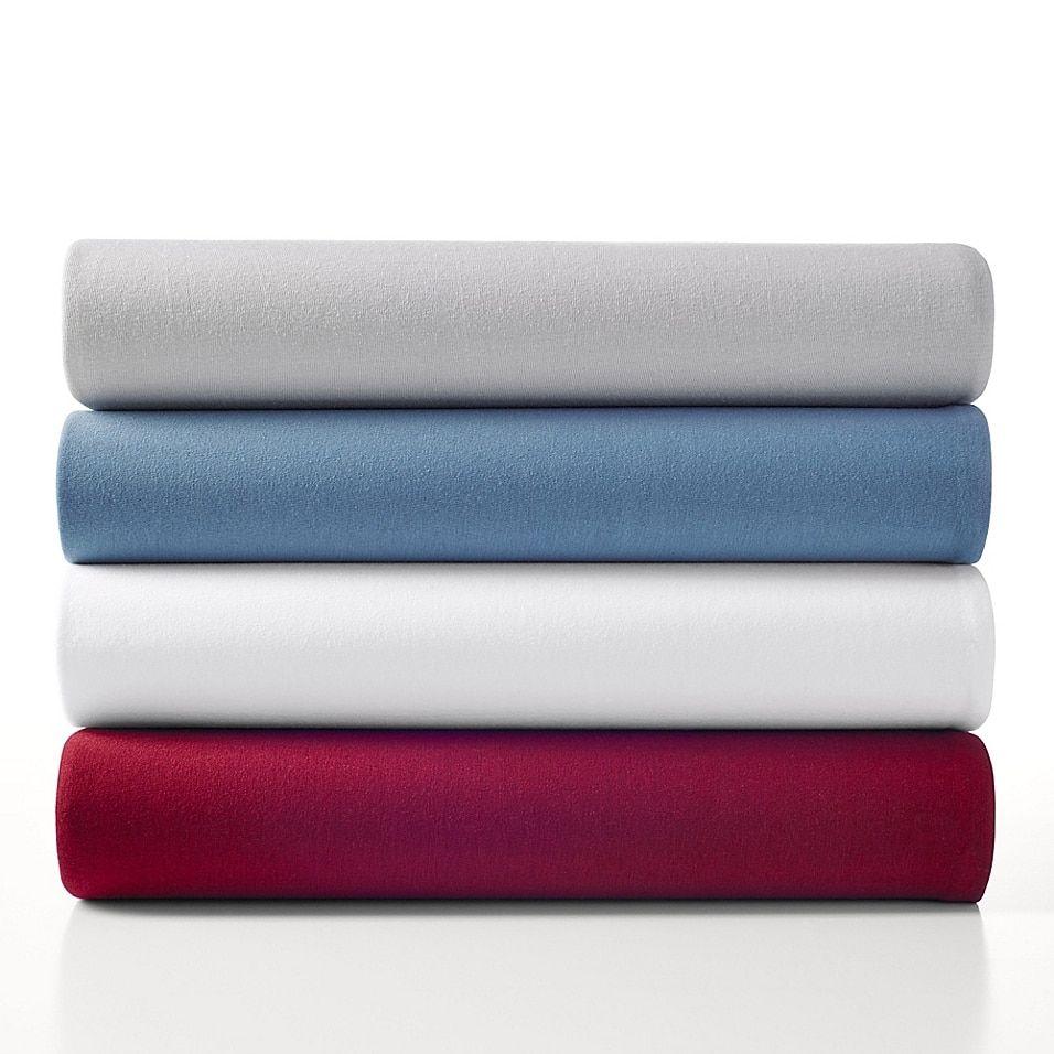 Nautica Jersey Knit Solid Twin Xl Sheet Set Bed Bath Beyond In 2021 King Sheet Sets Sheet Sets Queen Solid Sheet Sets Jersey knit sheets twin xl