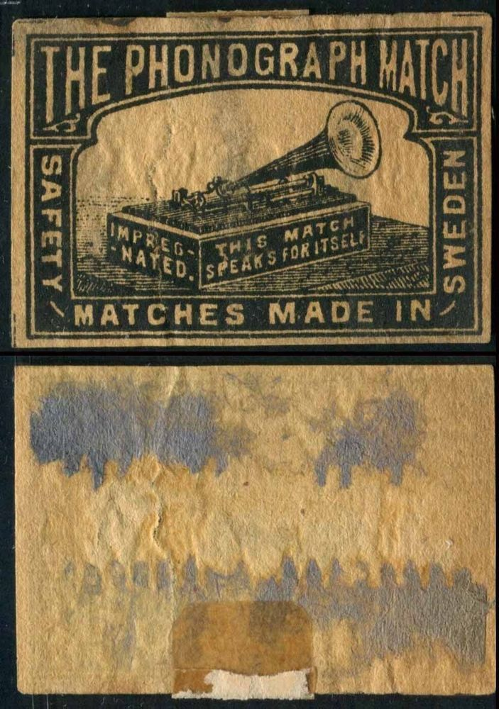 US $2.99 Used in Collectibles, Paper, Matchbox Labels