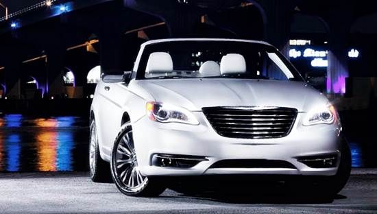 2014 Chrysler 200 Convertible details | machinespider.com  |2016 Chrysler 200 Convertible