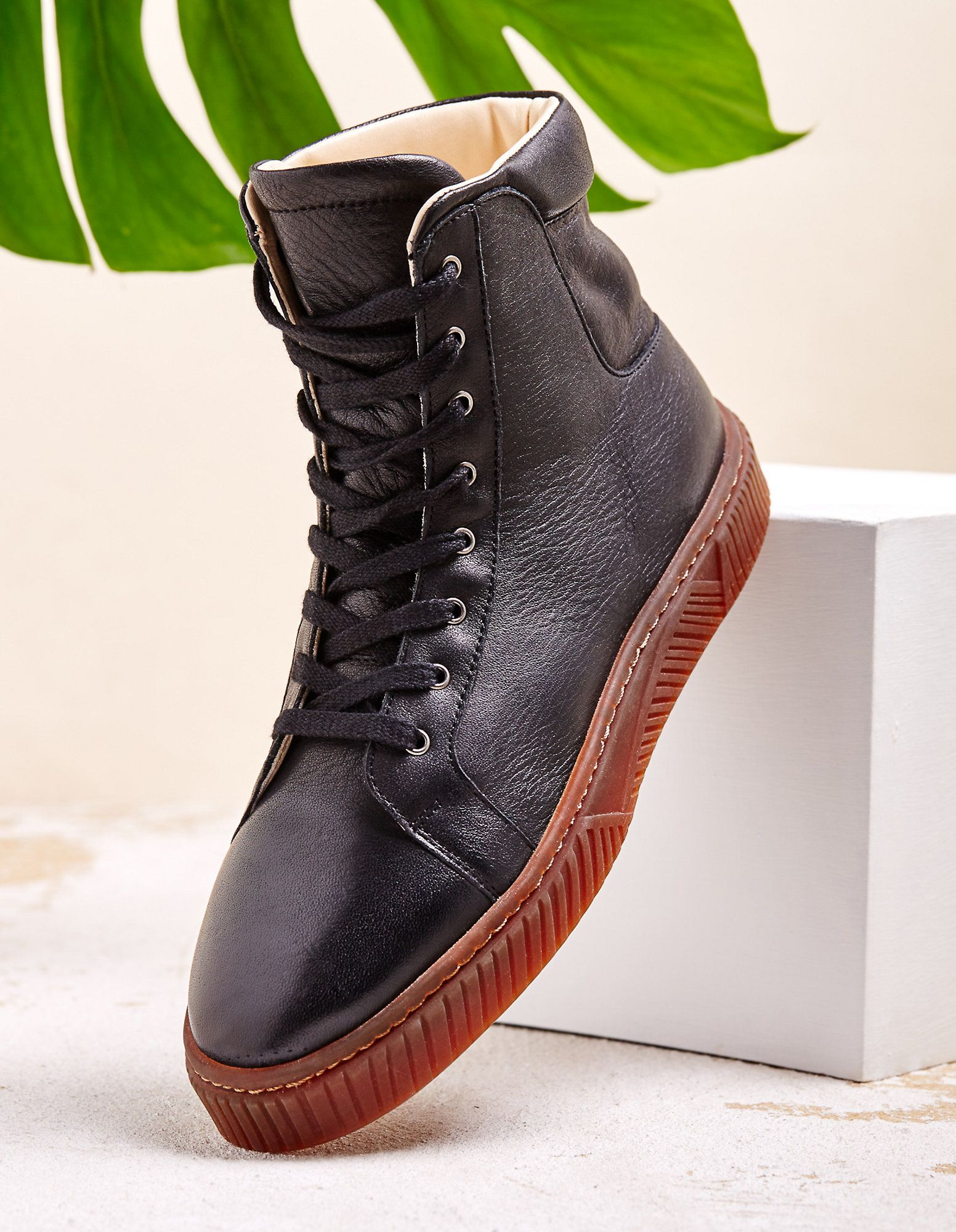 online store 12260 0a744 Werner Schuhe Sneaker Tanaja, schwarz | Laura Deerberg ...