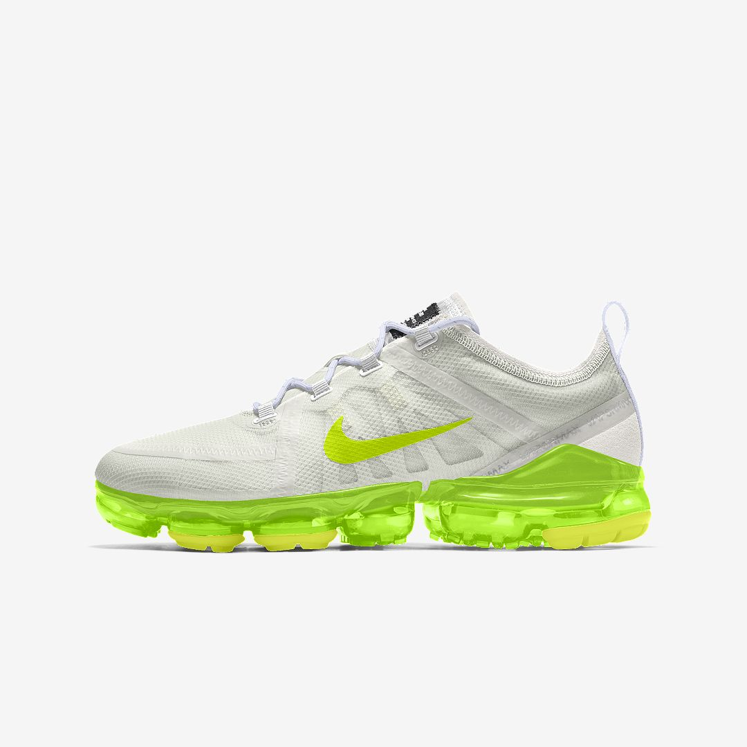 size 40 e9d06 84b8f Nike Air VaporMax 2019 By You Custom Men s Shoe Size 11.5 (Multi-Color)