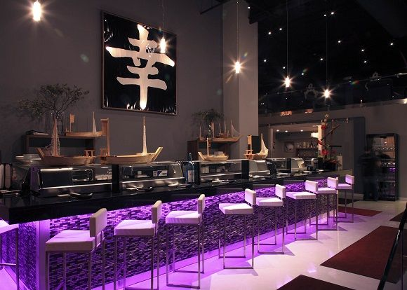 Sushi Bar Design shakou sushi, libertyville il - sushi bar. architect: bleck