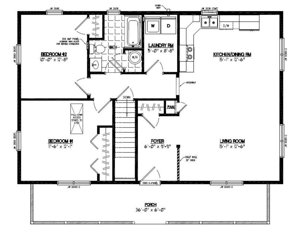 Perfect 30 30 house plans vx9 instead of stairs down to for 30x40 floor plan