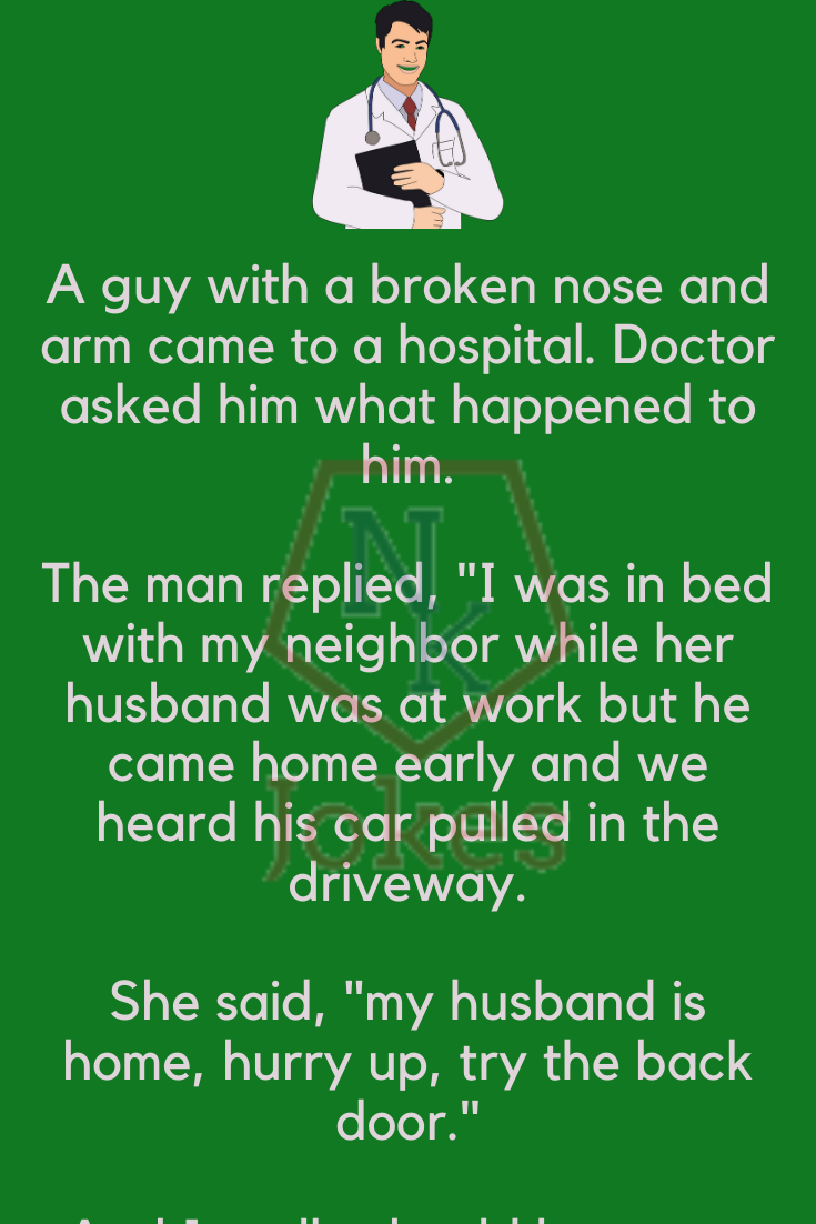 A Guy With Broken Nose Came To A Hospital Really Funny Funny Inspirational Quotes Seriously Funny