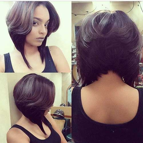 Fine 1000 Images About Bob Hairstyle On Pinterest Bobs Black Women Short Hairstyles For Black Women Fulllsitofus