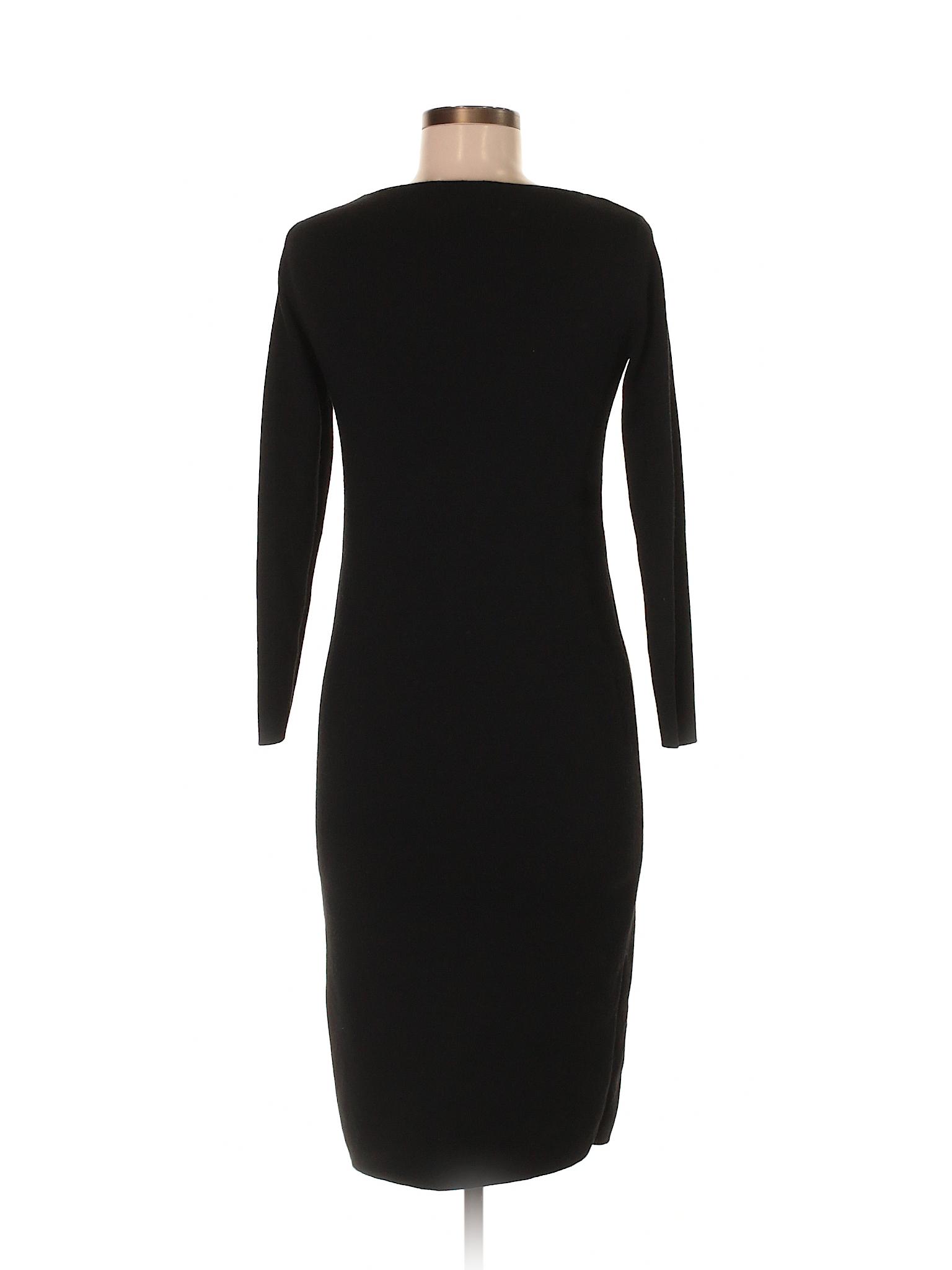 Uniqlo casual dress size black womenus dresses