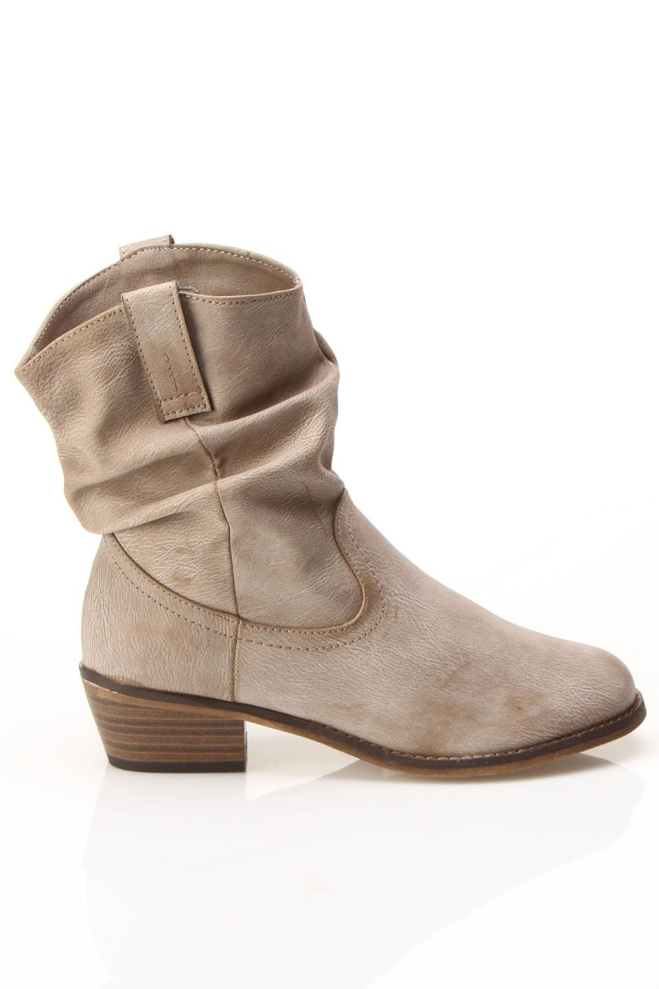 Dorado Boot- Just bought some but in a dark tan. So comfy.