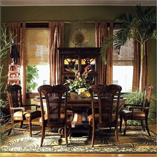 Colonial Home Design Ideas: 40 British Colonial Decoration Ideas