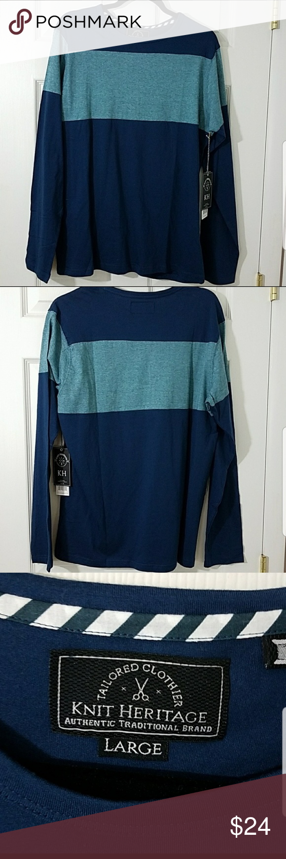 Men's Knit Heritage Tailored Clothier Sweater