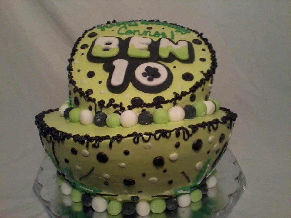 Ben 10 Cake From Dream Katcher Cakes Amarillo Tx 806 444 3322
