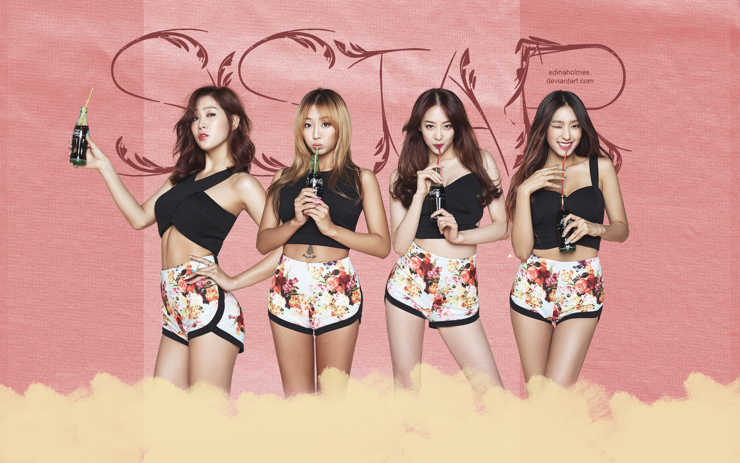 kpop a· sistar wallpapers desktop