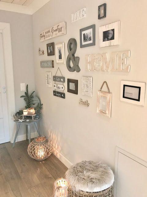 Legende Einrichtungstrend: Gallery Wall (Bilderwand) – Flur ideen