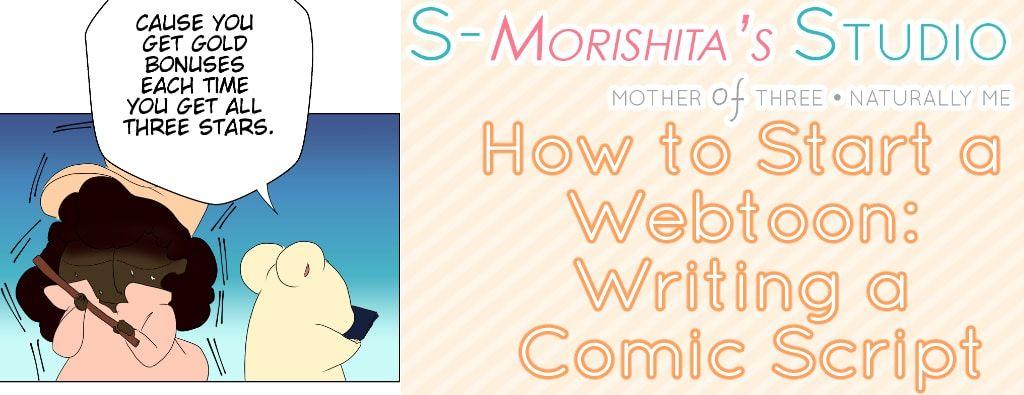 pinsmorishita studio  webtoon a on create a comic in