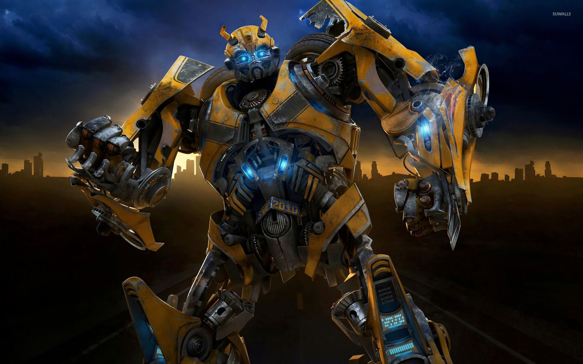Transformers Images Transformers Hd Wallpaper And Background Transformers Poster Prints Transformers Movie Bumblebee