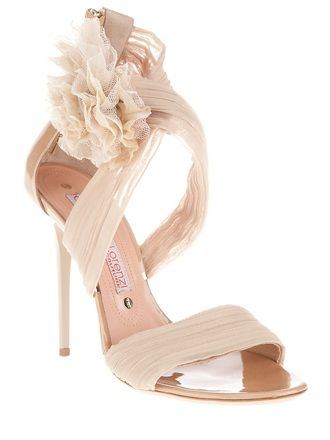 Every Girl Needs A Fab Pair Of Nude Shoes Like These!