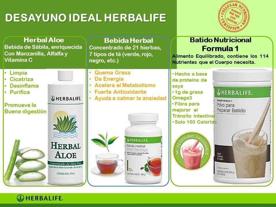 el aloe vera de herbalife sirve para adelgazar