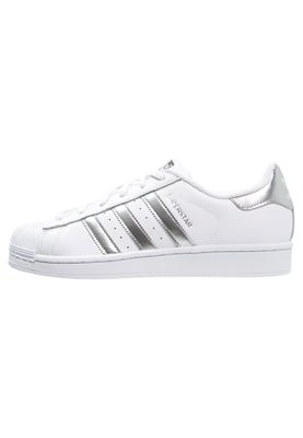 adidas originals wit zilver