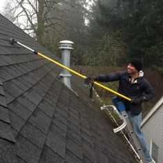 Portland Roof Moss Removal And Roof Cleaning Roof Cleaning Moss Removal Cleaning Gutters