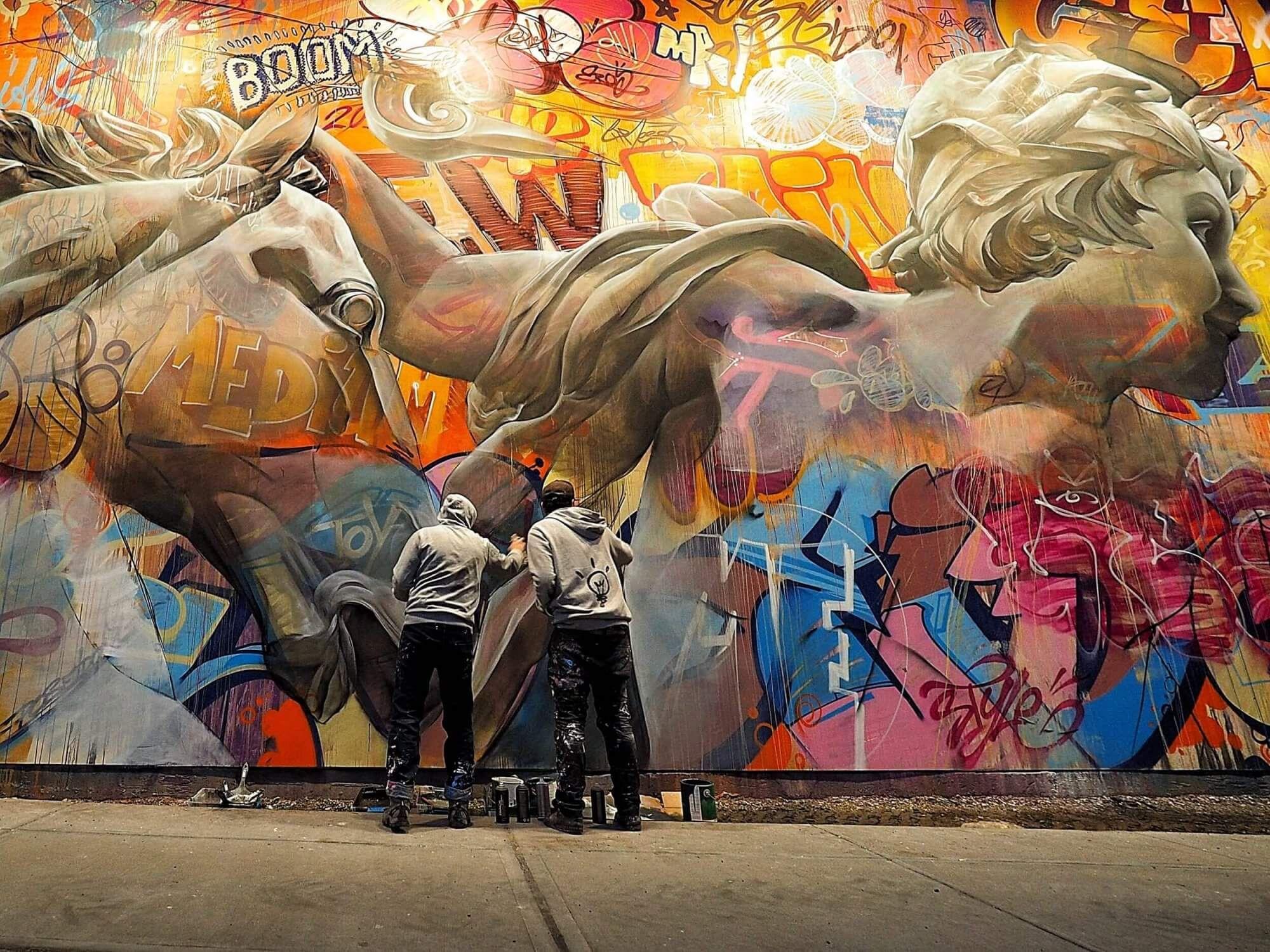 Pin By Toy Society On Beautiful Art Design Pinterest - Beautiful giant murals greek gods pichi avo