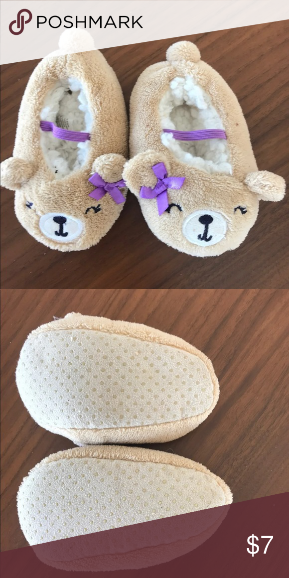 73f2208e347aa 12-24 Month Baby slippers size 12-24 Month Baby slippers from target ...