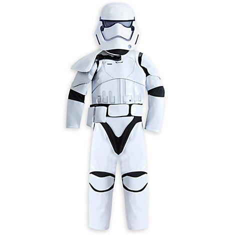 Stormtrooper Costume for Kids - Star Wars: The Force Awakens ...