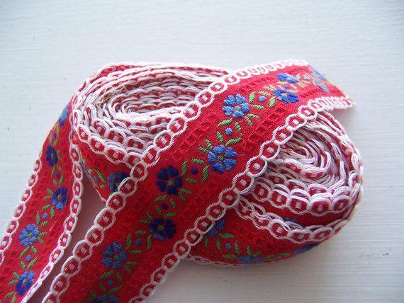 5 Yards Of Vintage Ribbon Trim Etsy In 2020 Vintage Ribbon Ribbon Trim Vintage Crafts
