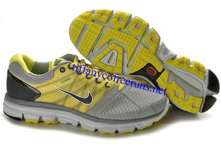 cordura mando no se dio cuenta  Mens Nike Lunarglide 2 Gray Yellow Shoes | Yellow shoes, Womens sneakers,  Sneakers fashion