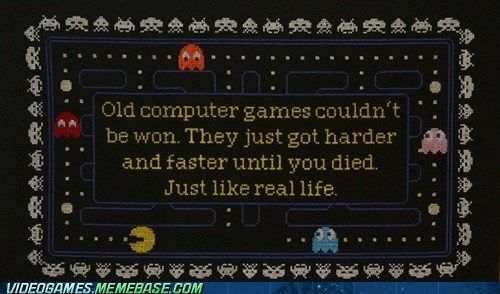 Video Games Video Game Memes Video Game Memes Cheezburger Old Computers Gaming Computer Game Quotes