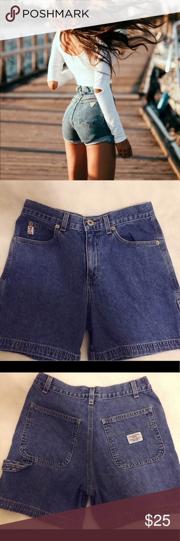 ba56a3c3a09 Brandy for exposure 🍂 New Condition 🍂 Boho and cute! Brandy Melville  Shorts Jean Shorts