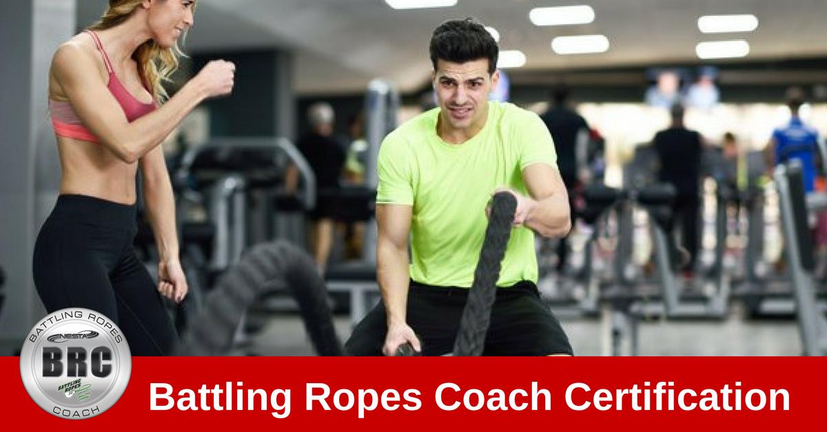 Battling Ropes Coach Certification Pinterest Battle Ropes Hiit
