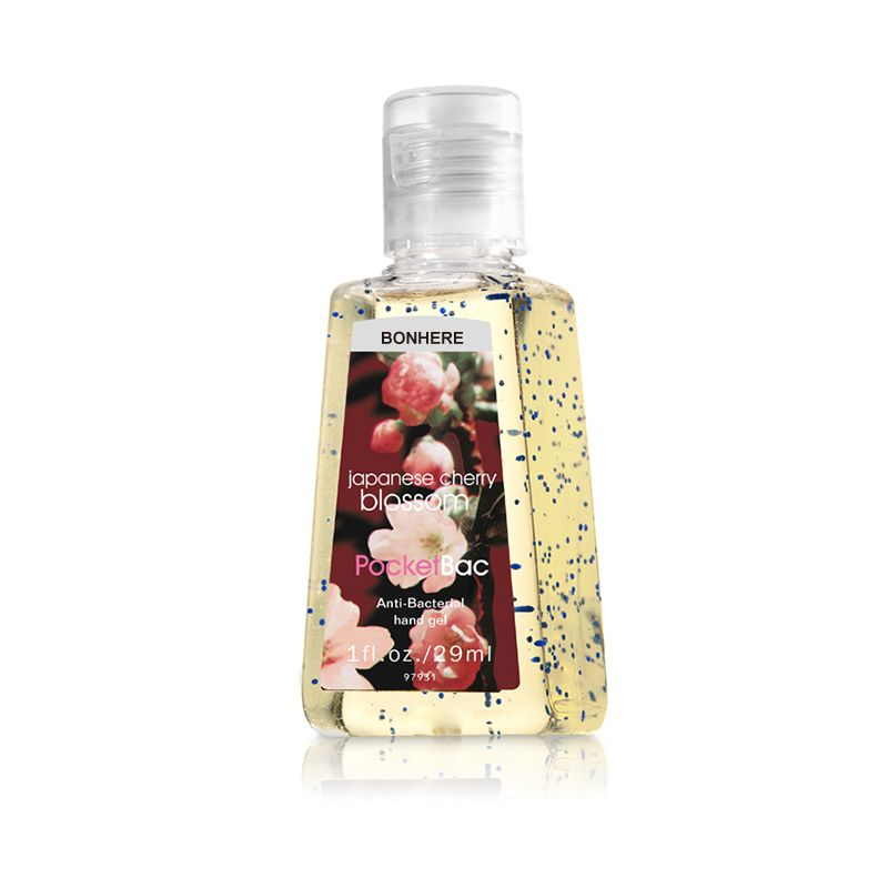 Japanese Cherry Blossom Antibacterial Hand Cleansing Gel Accept