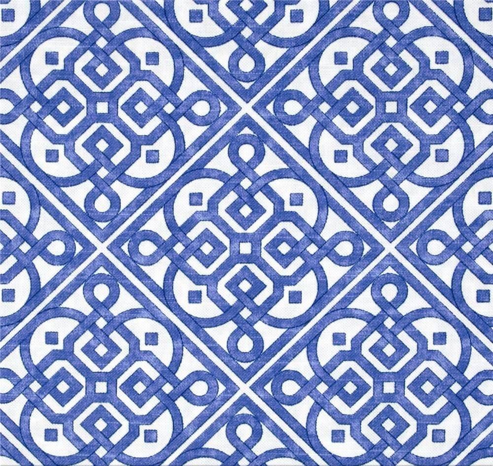 Waverly Cross Section Blue Bonnet In 2019 Print