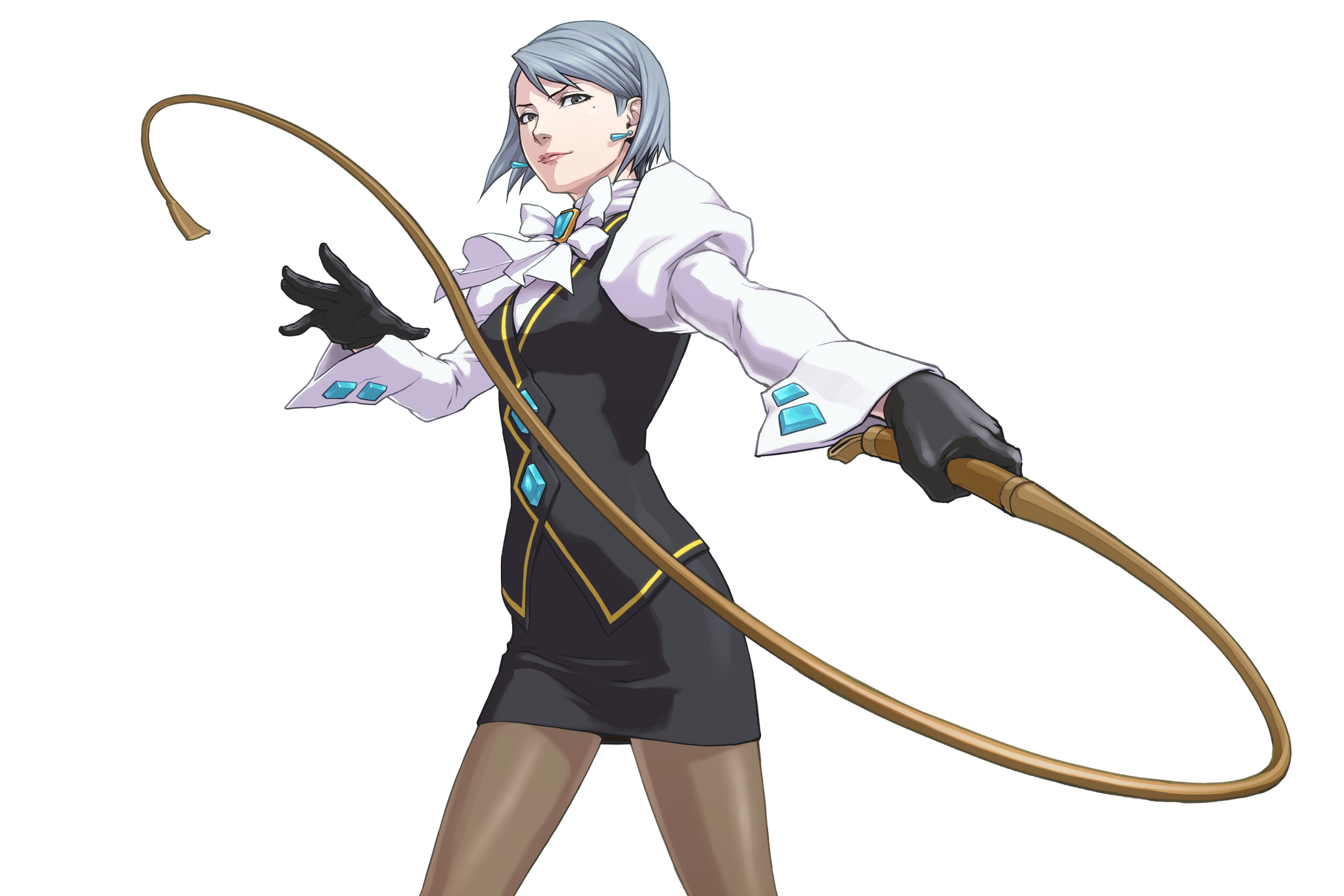 Franziska Von Karma Of The Ace Attorney Series Capcom Ace Manga Karma The anime hints that morgan fey and ini miney are responsible for dr. franziska von karma of the ace attorney