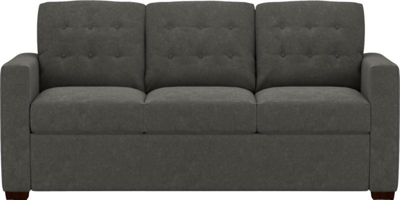 Allerton 76 Sofa Crate And Barrel Sleeper Sofa Sofa Best