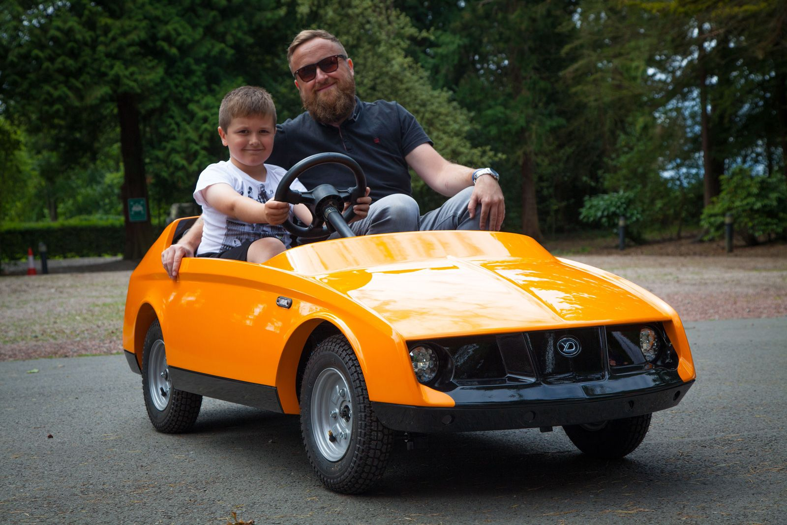 Here S The World S First Electric Car Designed For Kids