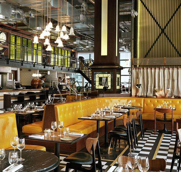 Gordon Ramsay's Bread Street Kitchen - London -