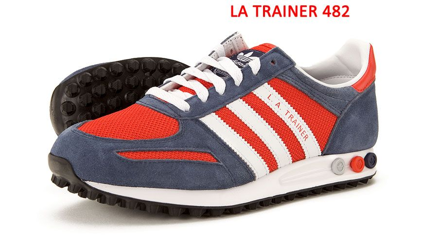 Adidas LA Trainer 482