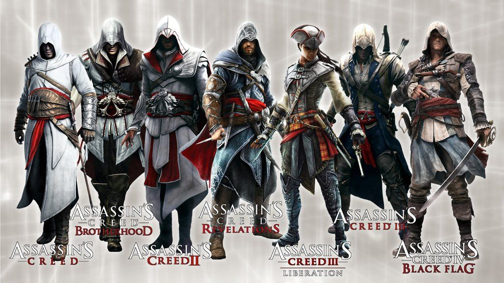 Assassin S Creed Heroes Wallpaper 1080p By Sakis25 On Deviantart