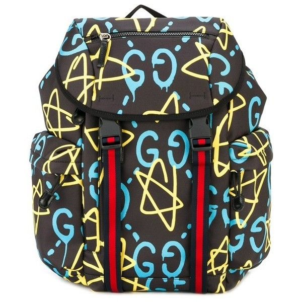 4044934a86d Gucci Ghost Backpack ( 1