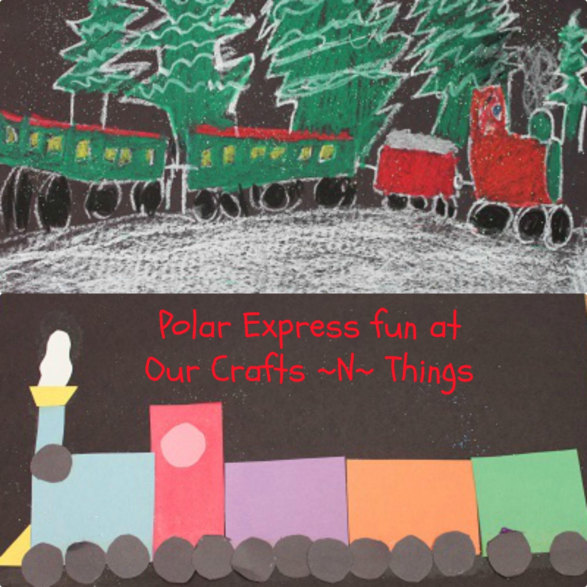 Polar Express Crafts | Nativity | Pinterest