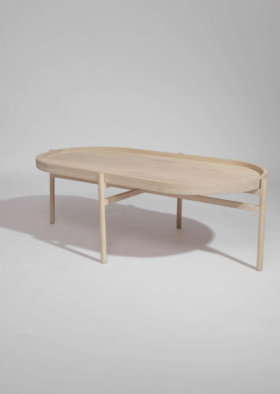 Mar Solid Ash Wood Coffee Table In 2021 Coffee Table Wood Coffee Table Scandinavian Coffee Table [ 1351 x 960 Pixel ]
