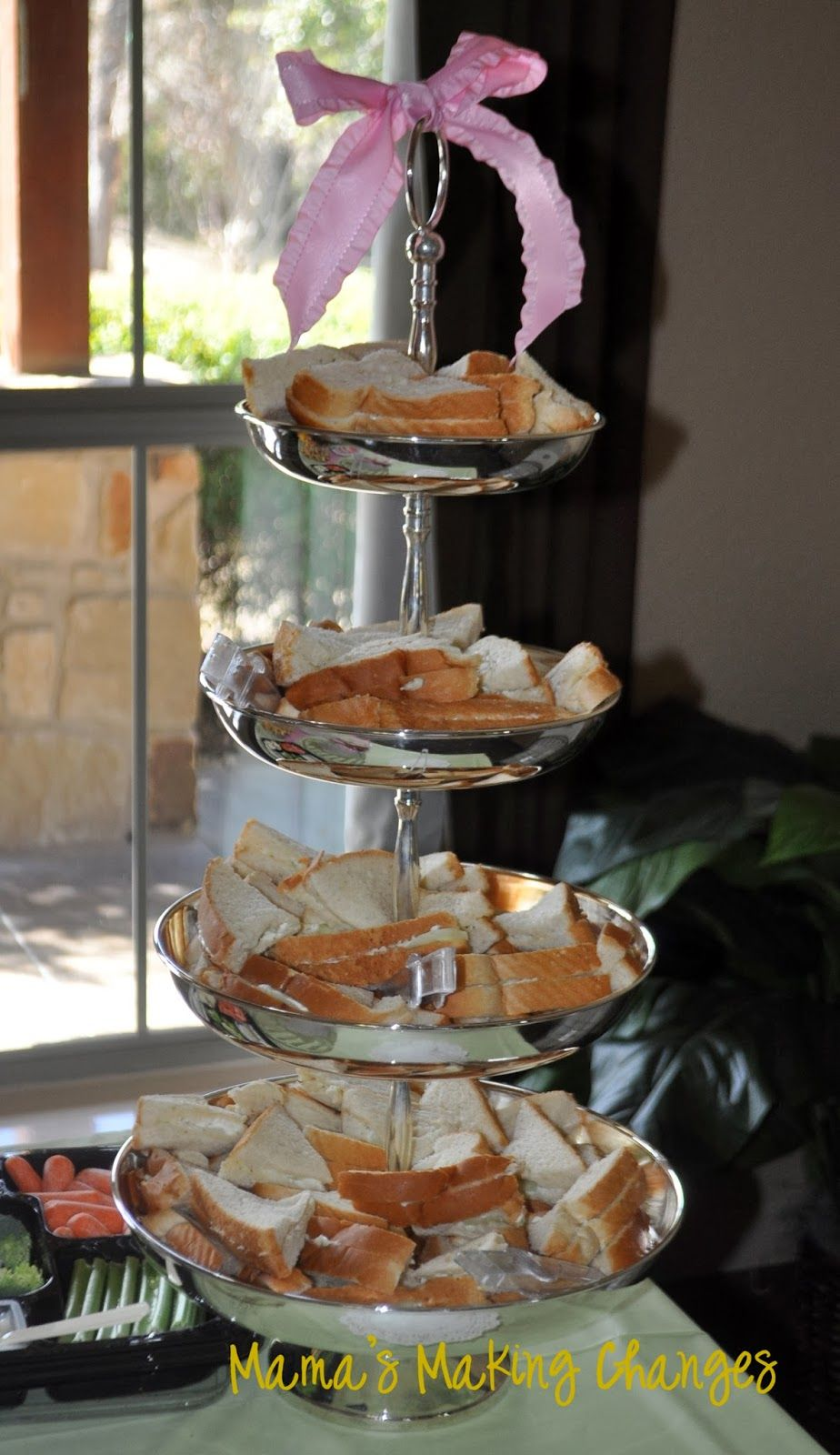 Tea Party Baby Shower Finger Foods Or Catering
