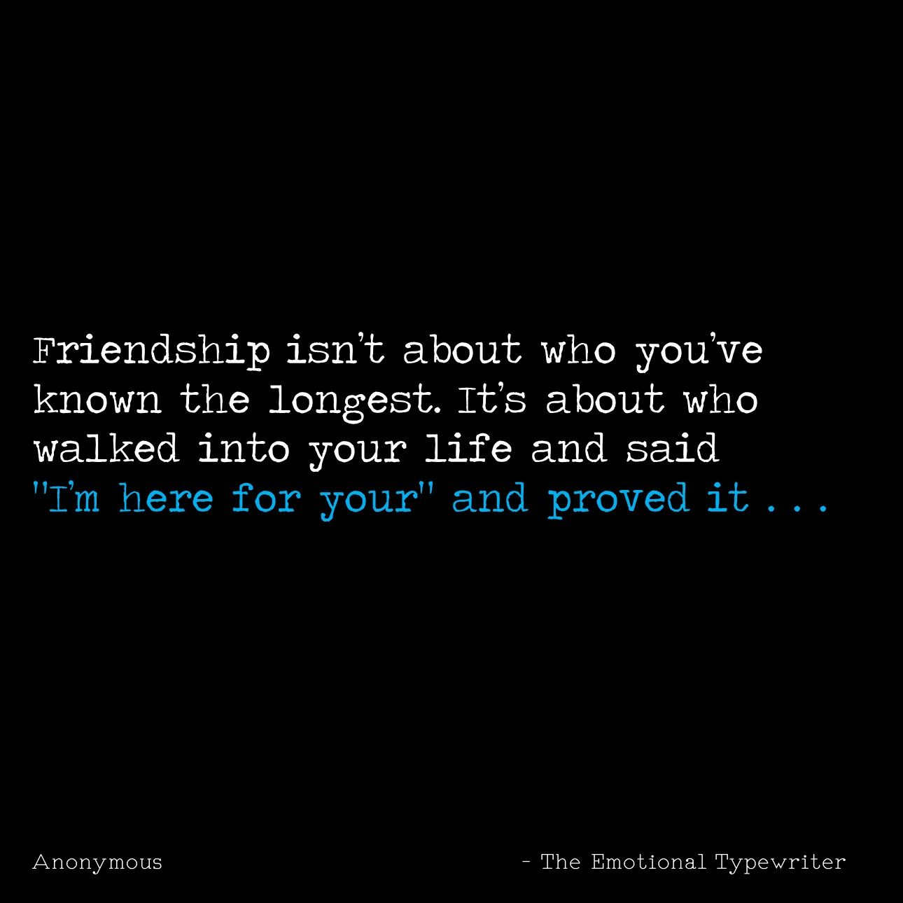 Anonymous Quotes About Friendship Truefriendship Friendsforever Bff Bae Besties Friendsforever
