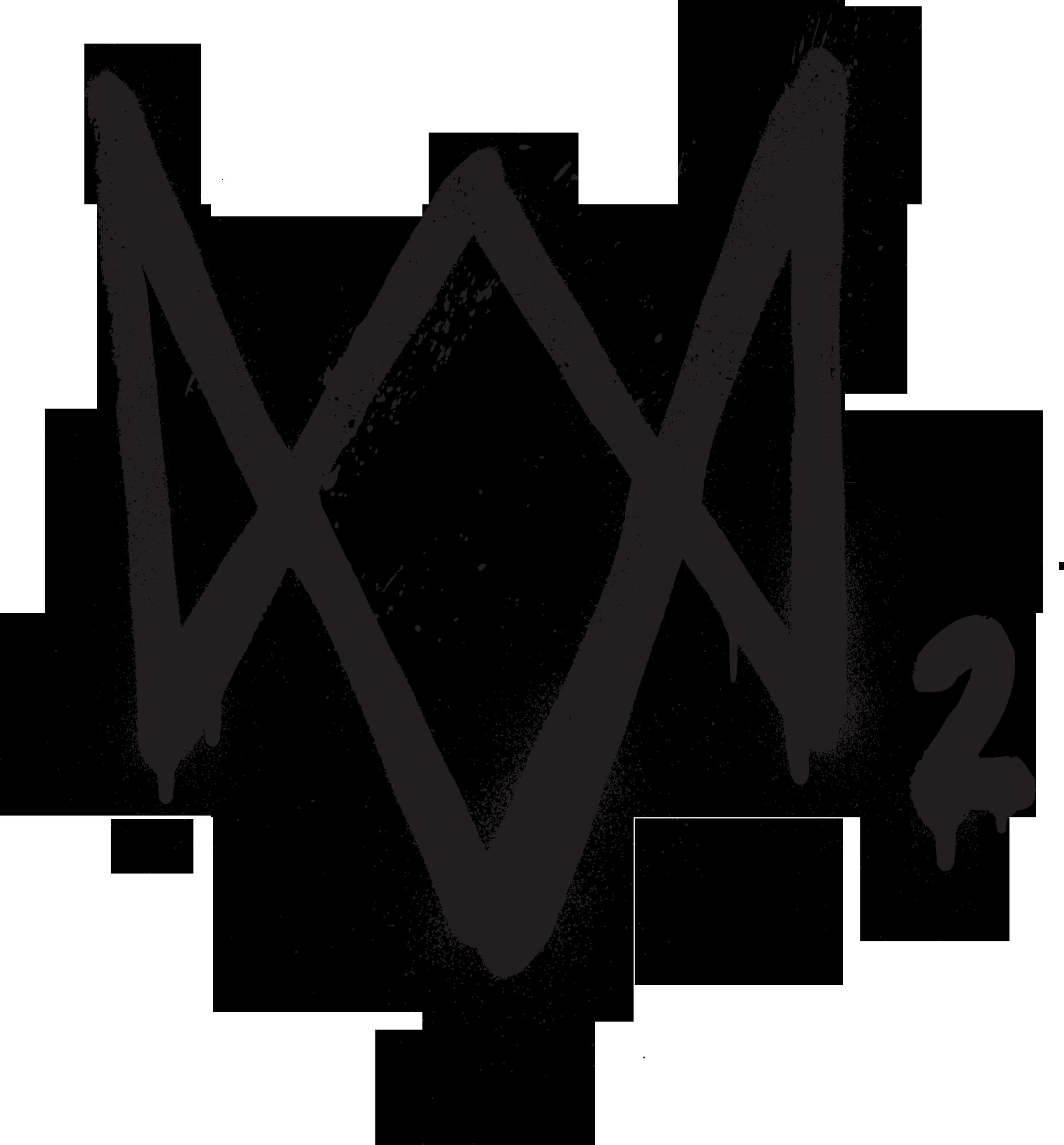 Watch Dogs 2 Fancy Logo Png 1854 1995 Decoracoes Faceis Tatuagens Decoracao